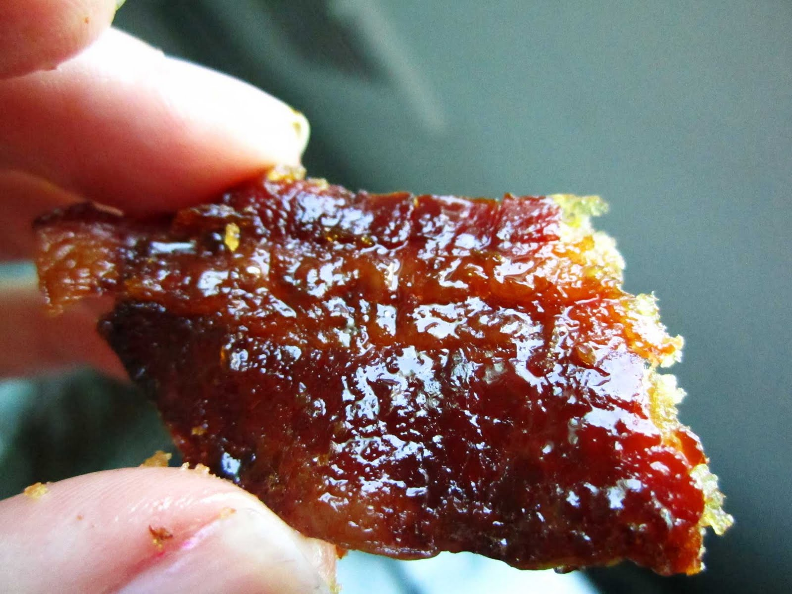 Maple-Candied Bacon Recipe — Dishmaps